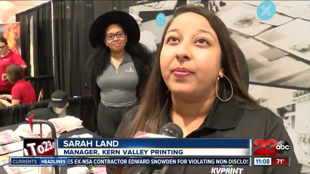Over 100 business gather to network at Bakersfield expo