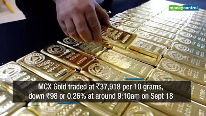Gold price today: Yellow metal below Rs 38,000 ahead of FOMC meet outcome