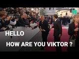 "Macron interrompt Orban en pleine interview: ""How are you Viktor?"""