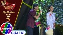 THVL | Tuyệt đỉnh song ca - Cặp đôi vàng 2019 | Tập 5[3]: Sao Út nỡ vội lấy chồng - Minh Luân, Phương Trinh Jolie