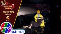 THVL   Tuyệt đỉnh song ca - Cặp đôi vàng 2019   Tập 5[5]: Chuyện tình Lan và Điệp 3, Trích đoạn cải lương Lan và Điệp - Minh Dũng,Thái Ngân