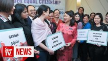 Forum calls for gender-equal citizenship rights
