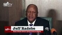 South African govt apologies to Buhari