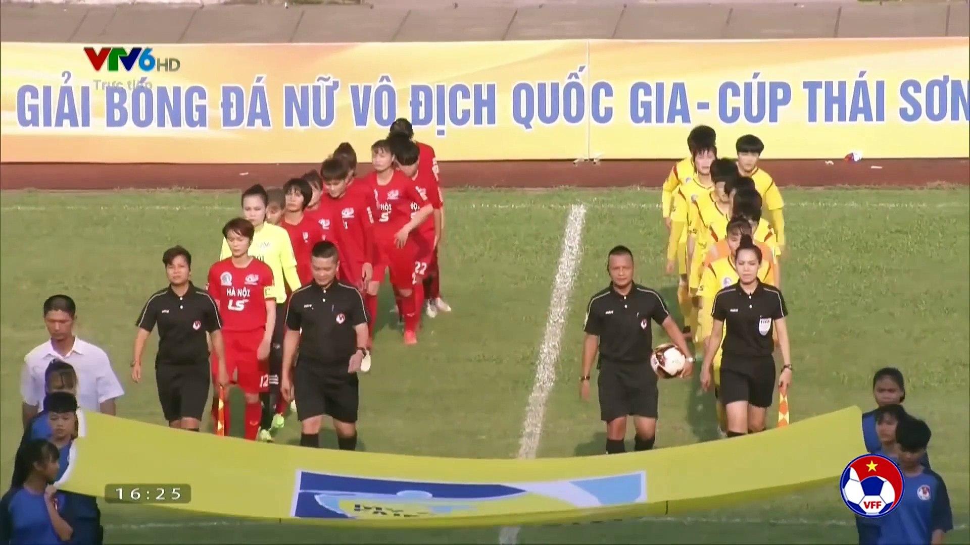 Highlights | TP. Hồ Chí Minh I - Hà Nội | Cuộc đua vô địch gần ngã ngũ | VFF Channel