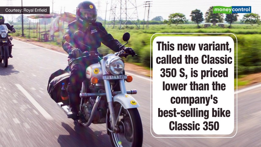 Royal Enfield launches new variant of Classic 350; check out the price, specs