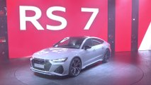 Audi RS 7 Weltpremiere auf der 2019 IAA
