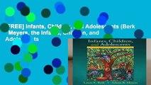 [FREE] Infants, Children, and Adolescents (Berk   Meyers, the Infants, Children, and Adolescents