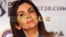 5 things you didn't know about Nita Ambani, wife of Asia's richest man Mukesh Ambani