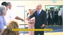 Législatives en Israël : Nétanyahou et Gantz ont cherché à mobiliser les indécis jusqu'au dernier moment