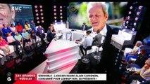 Le monde de Macron: Alain Carignon, candidat à la mairie de Grenoble - 18/09