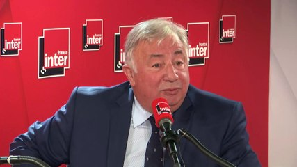 Gérard Larcher - Le grand entretien du 7/9 (France Inter) - Mercredi 18 septembre