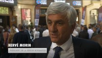 Interview - Hervé Morin / TJV 2019
