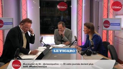 Olivia Grégoire - Radio Classique mercredi 18 septembre 2019
