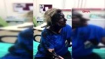 Adana iş kadınını darp eden şüpheliler serbest