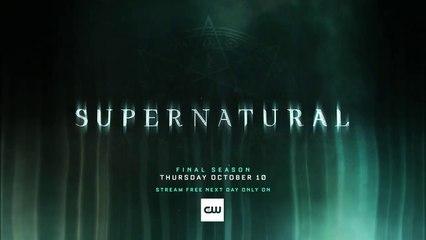 Supernatural - Bande-annonce Saison 15 VO