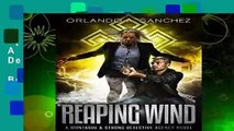 [Read] Reaping Wind: A Montague   Strong Detective Novel (Montague   Strong Case Files Book 9)