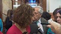 """Montero acusa a Iglesias de imposibilitar el acuerdo al saber que quedaría fuera del Ejecutivo: """"Se lo tiene que hacer mirar"""""""