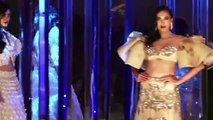 Show Stoppers Katrina Kaif, Salman Khan At Manish Malhotras Haute Couture 2018-19 Collection