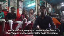 L'usine à rêves de Bollywood dans les bidonvilles de Bombay