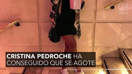 El vestido de Cristina Pedroche disponible en tallas grandes que más favorece a la mujer con curvas