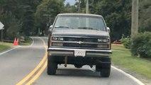Vorne ist hinten: Dieser verrückte Pick-up fährt gar nicht rückwärts