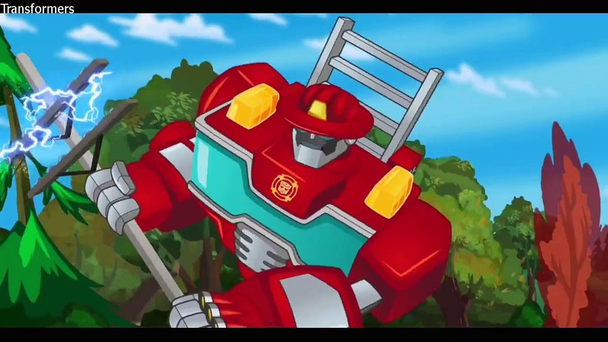 Transformers Rescue Bots - S01E19 - Youve Been Squished