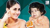 Kareena Doesnt Allow Taimur To Eat In Birthday Parties