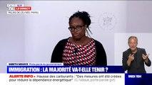 """Sibeth Ndiaye à propos du débat sur l'immigration: """"Il pourrait y avoir une forme de dévoiement du droit d'asile"""" pour certains"""