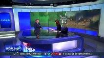 Nidal Bitari on the battle against ISIL in Syria