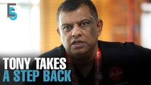 EVENING 5: Tony Fernandes quits all, except AirAsia