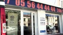 Abaque Service est située à Bordeaux pour la serrurerie, la vitrerie, et les rideaux métalliques.
