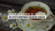 Boire régulièrement du thé aurait des effets bénéfiques sur notre cerveau