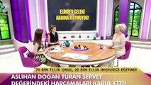 Sunucu Seda Akgül, oğlunu 70 bin TL'lik okula yazdırmak isteyen Arda Turan ve eşine ateş püskürdü
