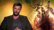 Celebrity Closeup: Chris Hemsworth