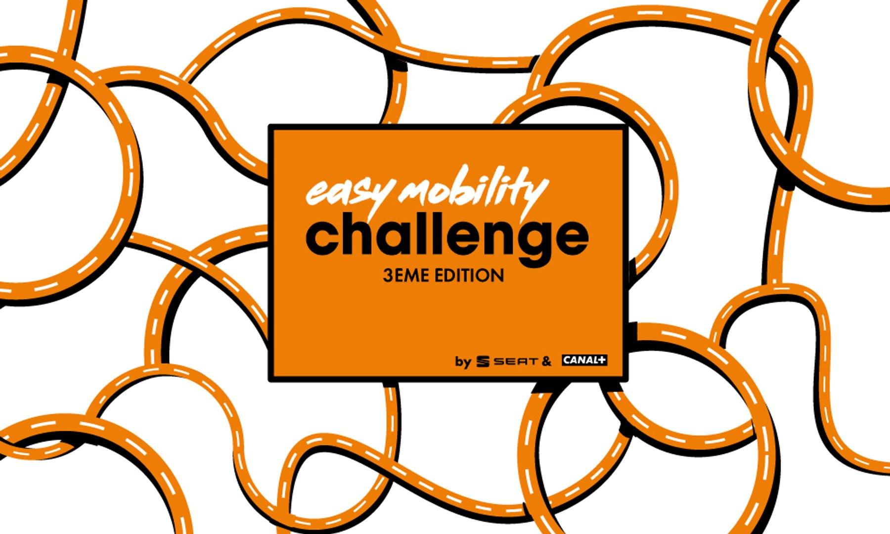 Easy Mobility Challenge 3eme Edition Du Concours De Startups De Canal Et Seat C Est Parti
