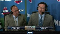 Jerry Remy, Dave O'Brien Break Down Red Sox's Loss To Giants