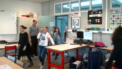 Mathématiques et technologie : défi OZOBOT