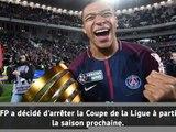LFP - La Coupe de la Ligue, c'est fini !