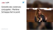 Féminicides : Marlène Schiappa prône une réflexion sur le port d'armes des hommes violents