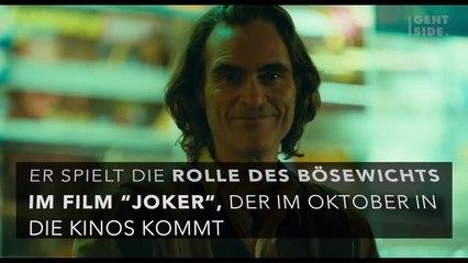 Joaquin Phoenix: Die psychischen Auswirkungen der Rolle des Jokers
