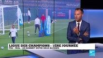 Ligue des champions : le PSG affronte le Real Madrid