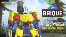 """Overwatch - Annonce du défi """"Brique de Bastion"""""""