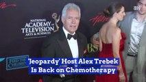 Alex Trebek Cancer Update