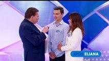 Chamada Vertical Domingo - Domingo Legal, Eliana e Programa Silvio Santos (18/08/2019) | SBT 2019