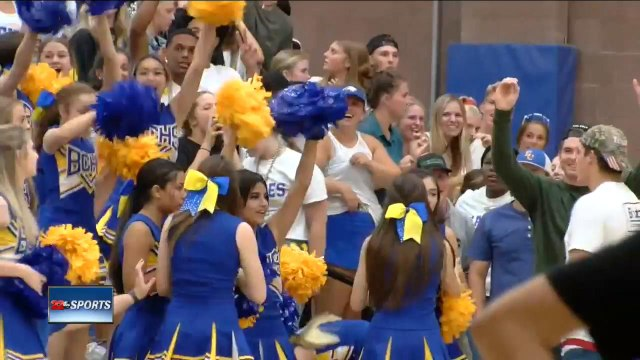 BCHS sweeps Frontier at home