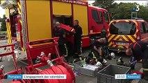 Pompiers : le rôle primordial des volontaires