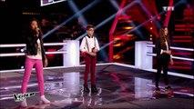 Laura & Joseph & Shaina - You Can't Hurry Love  (The Supremes) (saison 02)