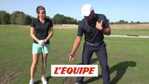 Travailler sa rotation - Golf - Enseignement