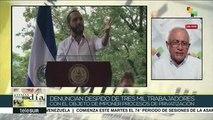 Temas del Día: El Salvador: despido masivo de trabajadores públicos