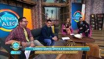 ¡Lambda García aclara si hubo engaños en su relación con Polo Morín!   Venga La Alegría